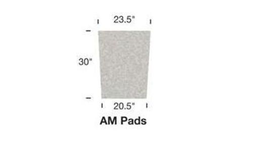 EasyPro AMM Replacement Filter Pad – Medium Aquafalls EAPRAMM