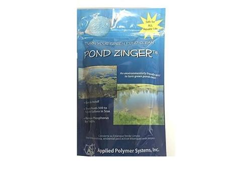 APS Pond Zinger Water Clarifier Treats 500 - 12,000 Gallons of Water Fish Safe