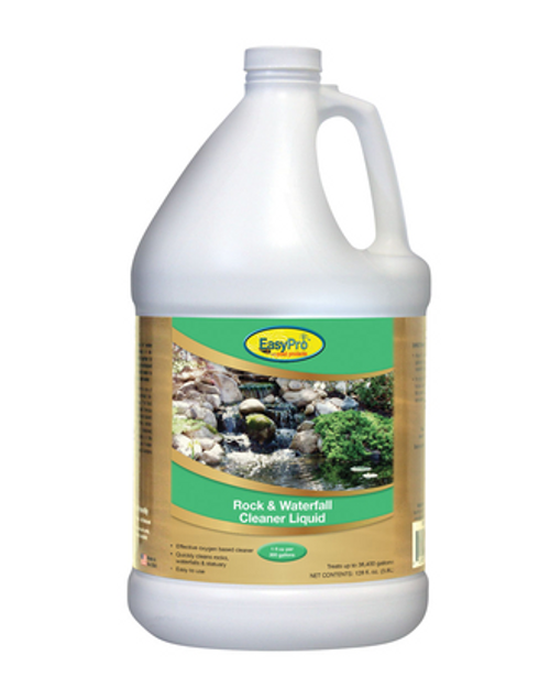 EasyPro Rock & Waterfall Cleaner Liquid 1 Gallon EAPROXYL128