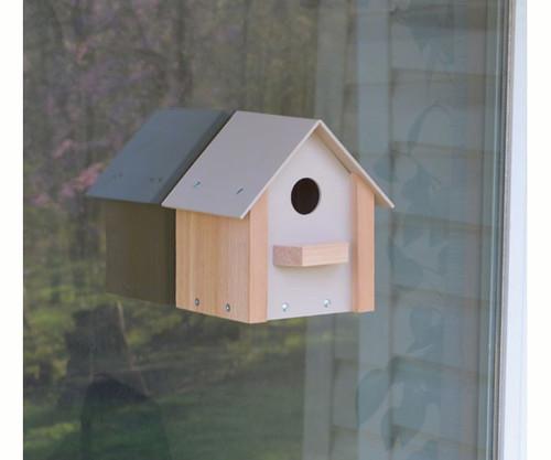 Songbird Essentials Window Birdhouse display box SE564WB