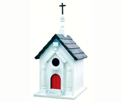 Songbird Essentials River Road Church Birdhouse SE922