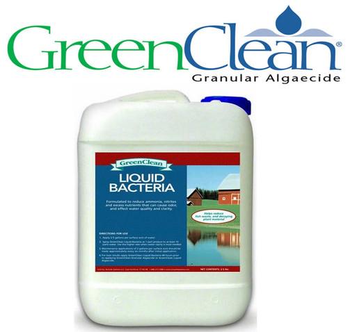 BioSafe GreenClean Liquid Beneficial Bacteria 2 .5 Gallon 6404-2.5