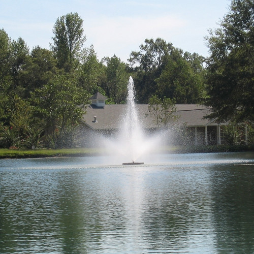 Kasco Marine KAS3.3JF 3 HP, 240V, 3 Phase Pond Fountain with Float, Control and 50Ft. to 400Ft. Power Cord Lengths