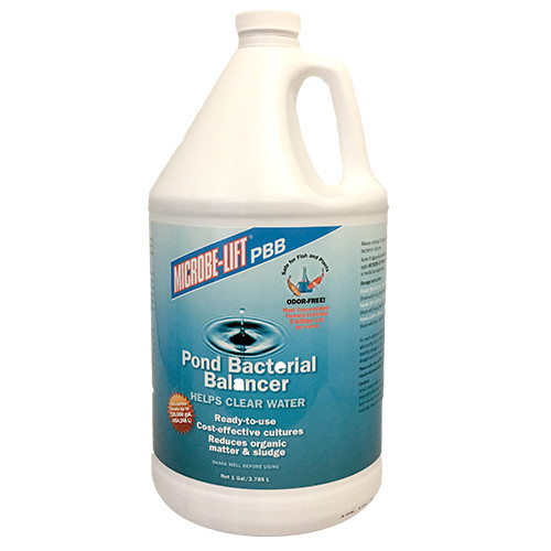 Microbe-Lift Pond Bacterial Balancer 1 Gallon PBBG1