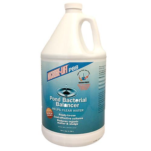 Microbe-Lift Pond Bacterial Balancer 1 Gallon PBBG1