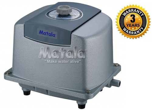 Matala Hakko HK100L Linear Air Pump Pond Aerator