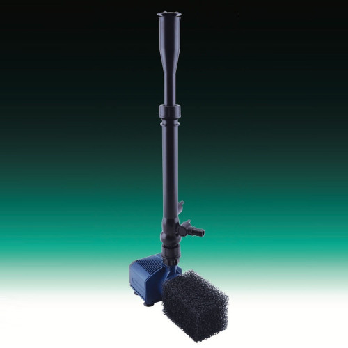 Quiet One Pro Series Pond & Water Garden Pumps Model 1200 317 GPH