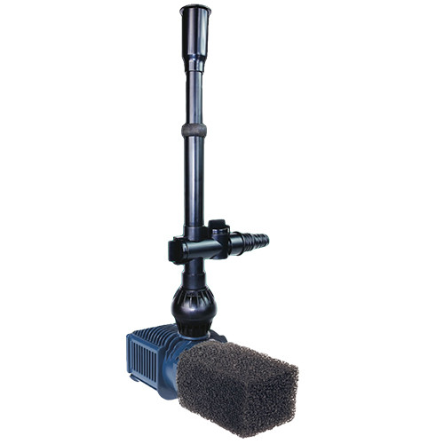 Lifegard Aquatics Quiet One Pro Series Pond & Water Garden Pumps Model 2200 with 594 GPH R440160