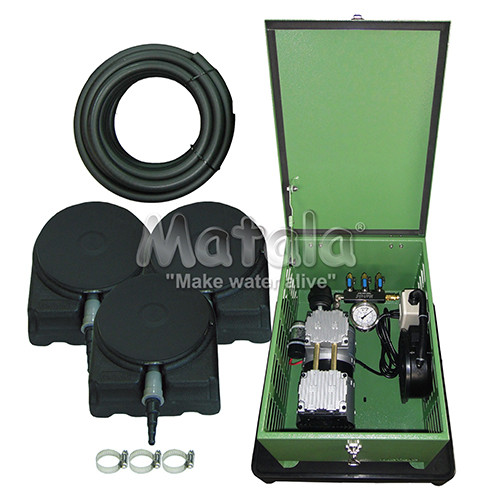 Matala MEA Lake Pro 3c Kit with Cabinet MCAK-120C-2c Ponds up to 2 Acres