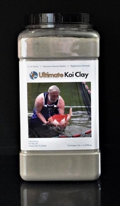 Ultimate Koi Clay 5lb