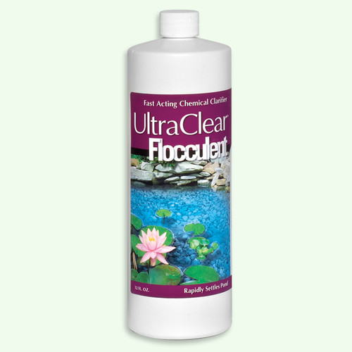 UltraClear Instant Pond Clarifier / Floculant 32 oz. 41230