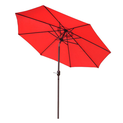 Oakland Living 9' Market Outdoor Umbrella (5 Color Options)