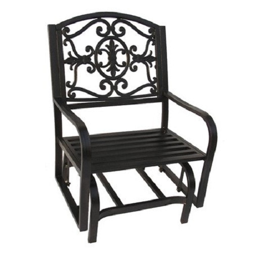 Oakland Living Lakeville Outdoor Glider Chair