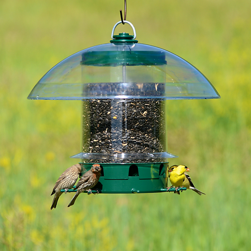 Woodstream Super Carousel Bird Feeder K-351