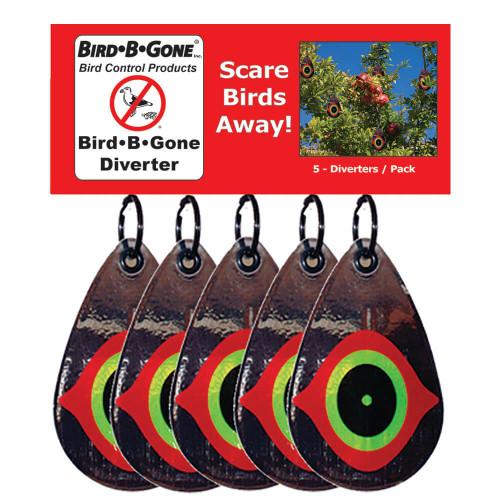 Bird B Gone Reflective Scare Eye Bird Diverters