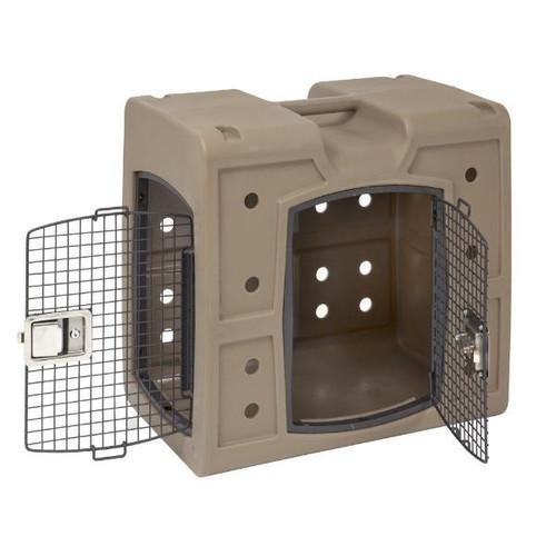 Dakota 283 D283 MEDIUM SIDE ENTRY FRAMED DOOR HUNTING DOG KENNEL, 5 Color Options