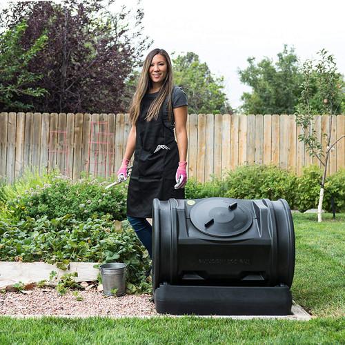 Good Ideas Soil Machine PRO Compost Bin SMPBLK