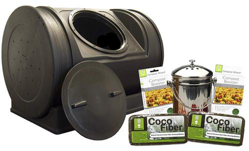 Good Ideas Compost Wizard Starter Kit EZCJR-STA