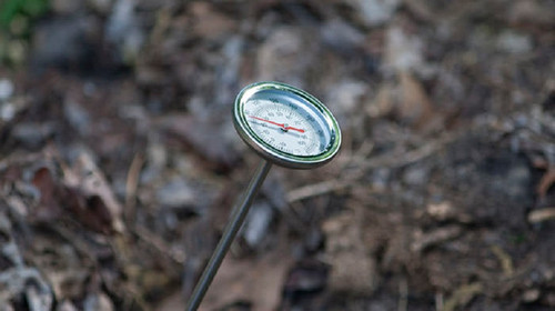 Good Ideas Compost Wizard Thermometer