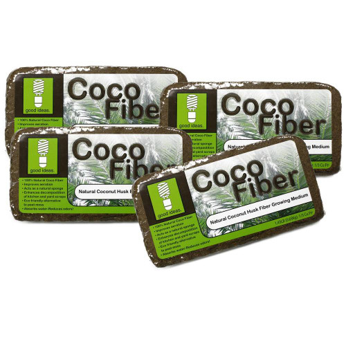 Good Ideas Compost Fiber 4-Pack