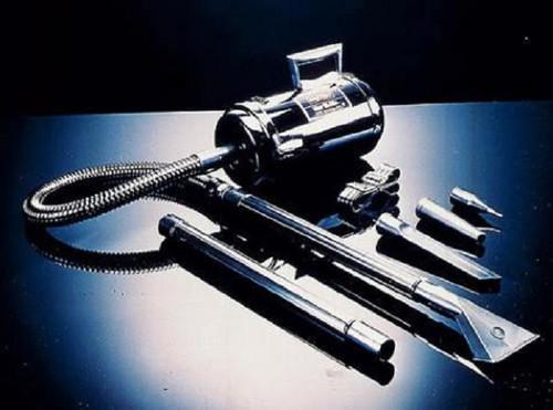 Metrovac Vac N Blo Blower Vacuum VNB-7B