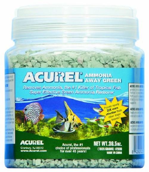ACUREL 2339 AMMONIA-REMOVER GREEN-ZEOLITE 36.5oz/QUART JAR