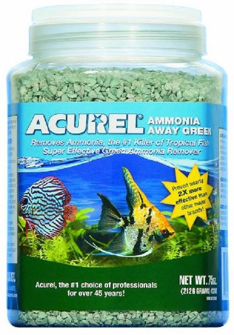ACUREL 2340 AMMONIA-REMOVER GREEN-ZEOLITE 75 oz/Half Gallon JAR