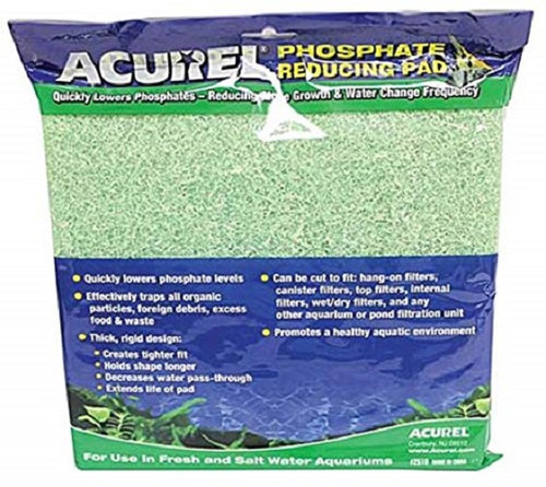 "ACUREL 2510 Phosphate Reducing INFUSED MEDIA PADS - 10"" X 18"""