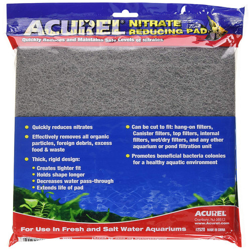 "ACUREL 2520 Nitrate Reducing INFUSED MEDIA PADS- 10"" X 18"""