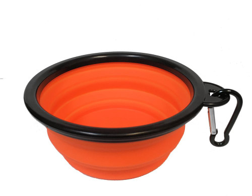 Grain Valley Dog Supply Collapsible Pet Travel Bowl ColBowl-Org