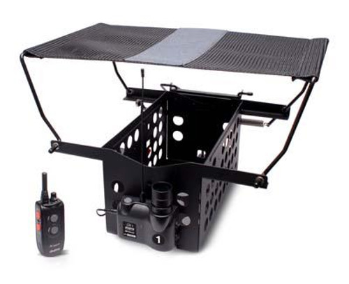 Dogtra PL Pheasant Launcher & Deluxe Remote Release Transmitter D RR1