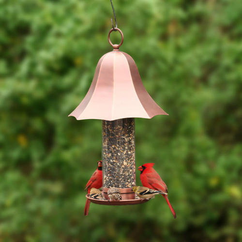 Good Directions Bell Tube Bird Feeder BF107VB