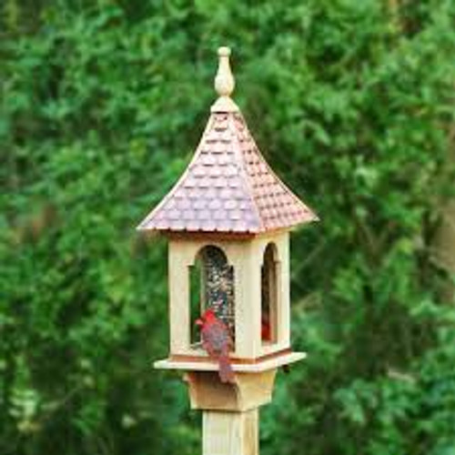 Good Directions Villa Bird Feeder BF101W