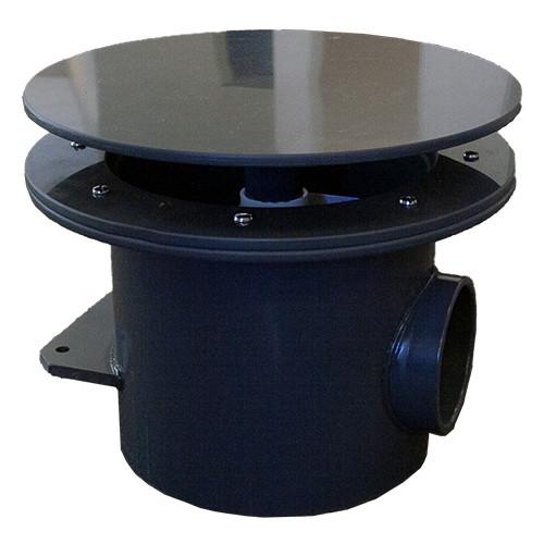 Aquadyne Rhino II Bottom Drain 4' NO Air Diffuser RH2-O