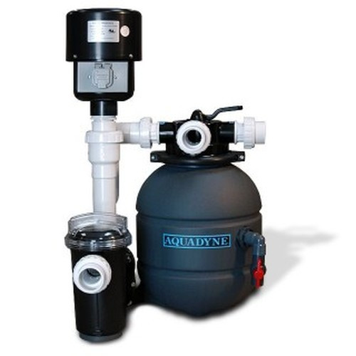 Aquadyne Ecosphere 1020 Aquaponic Filtration w/ Pump