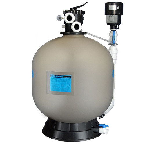 Aquadyne 16000 Commercial Bead Filter With DynaMax Blower  AD-16000