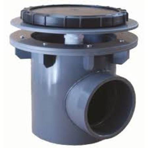 Aquadyne Rhino II Bottom Drain 6''w/ Air Diffuser RH2-IA