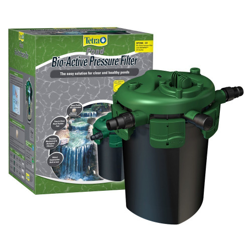 Tetra BP 2500 UV Bio-Active Pressure Filter With UV 26567