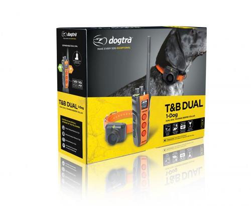 Dogtra T&B Dual Dial Train & Beep Dog Trainer 1.5 Mile Range