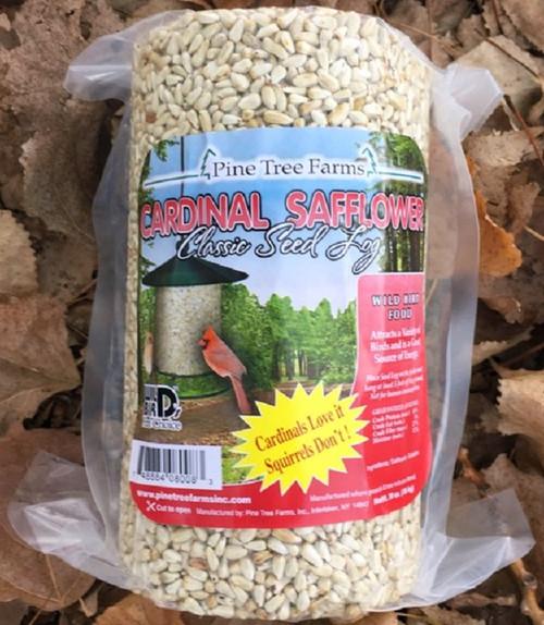 Cardinal Safflower Classic Seed Log 30 oz. 8008