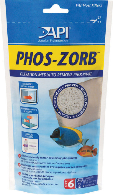 Mars Fishcare North Amer - Phos-zorb Pouch