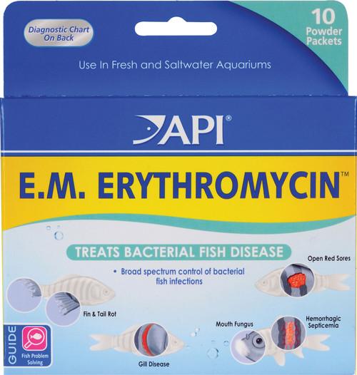 Mars Fishcare North Amer - Em Erythromycin Powder