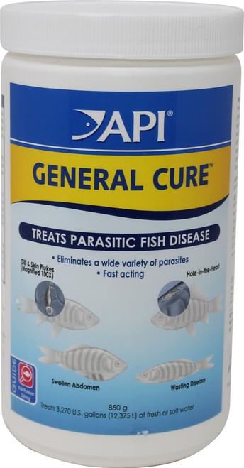 Mars Fishcare North Amer - General Cure Bulk Powder