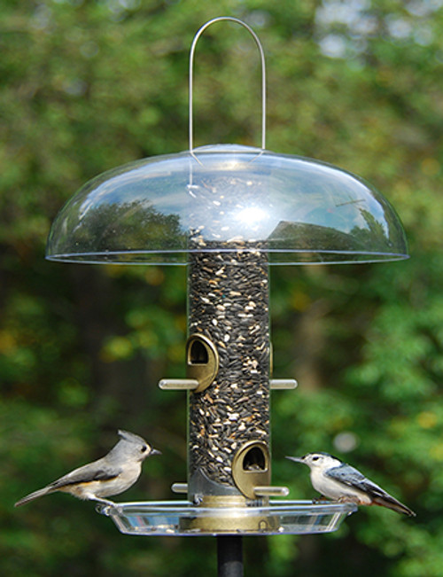 Aspects 281 Bird Feeder Tube Top Protective Dome ASPECTS281