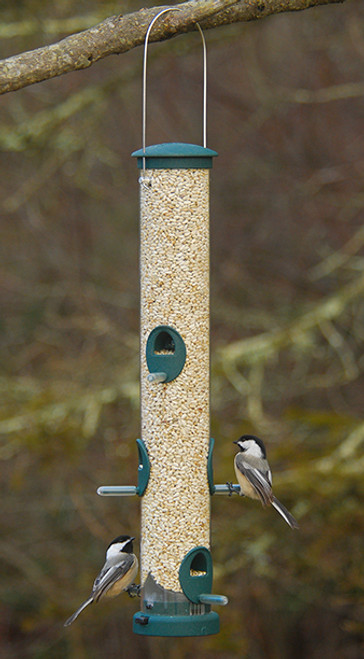 Aspects 425 Quick Clean Seed Tube Bird Feeder Large Spruce ASPECTS425