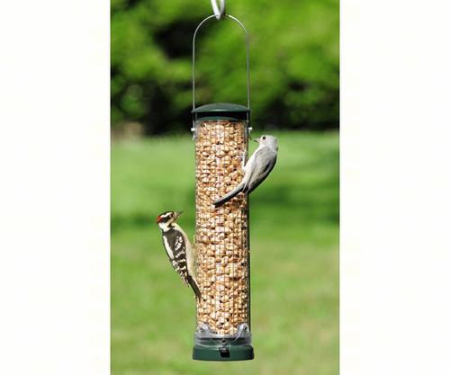 Aspects 440 Quick Clean Peanut Mesh Tube Bird Feeder Spruce ASPECTS440
