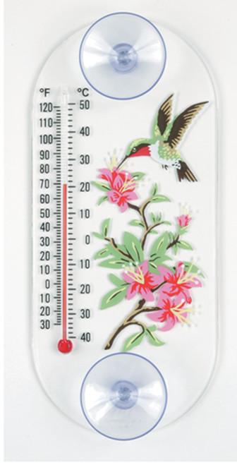 Aspects 192 Hummingbird Azalea Original Window Thermometer ASPECTS192