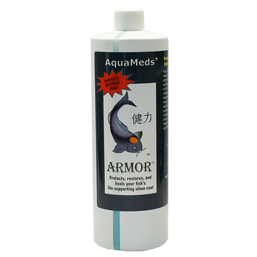 Aqua Meds Armor Slime Coat Fish Water Treatment 32 oz. ARM32 78061