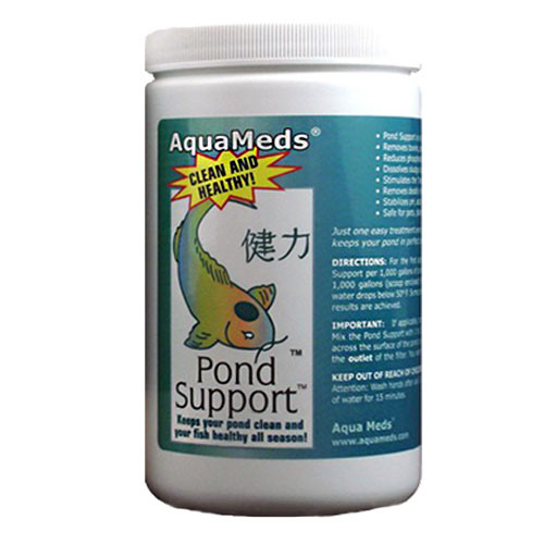 Aqua Meds Pond Support Beneficial Pond Bacteria 5lbs. PS5 78058