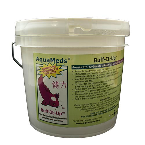 Aqua Meds Buff It Up Pond Water Garden Treatment 8lbs. BIU4 78022